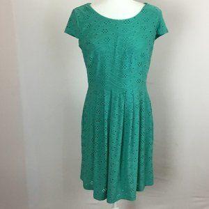 Enfocus Petite Short Sleeve Sheath Dress Size 12p